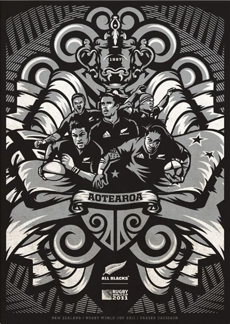 poster design nz 20 rugby world cup poster designs over the years