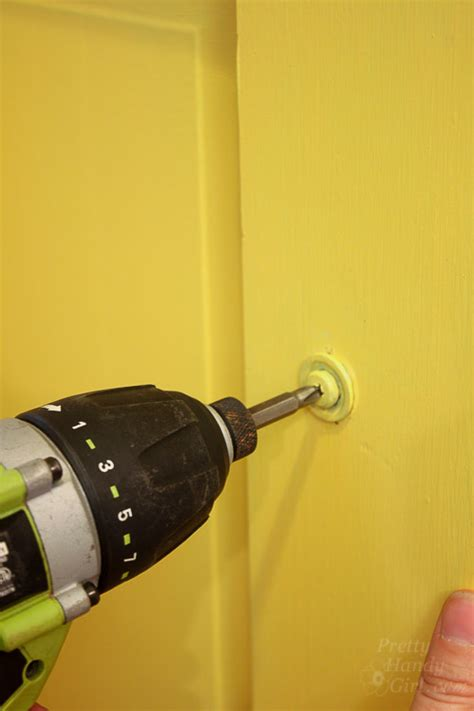 How To Remove A Bedroom Door Knob by How To Replace Door Knobs And Deadbolts Pretty Handy