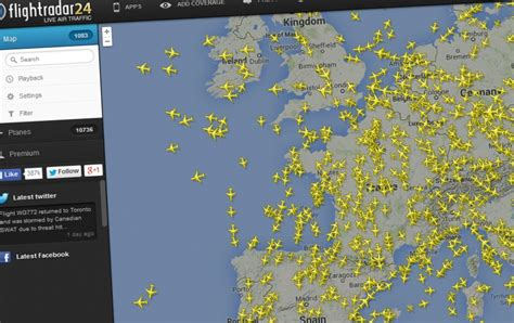 us weather map for flying comment trouver un vol sur flightradar24