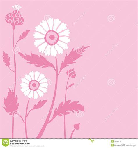 immagini fiori stilizzati fiori stilizzati illustrazione vettoriale illustrazione
