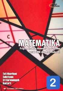Buku Aksi Matematika Smk Mak Xii free program buku matematika smk kelas xi pdf