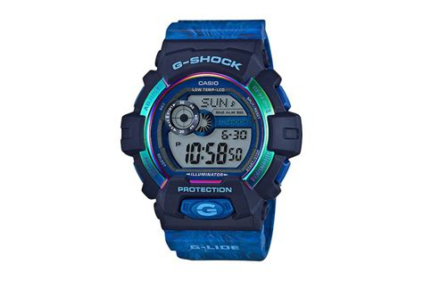 Baby G Casio Gls 5600 Pink live photos g shock quot northern lights quot collection gls 8900ar