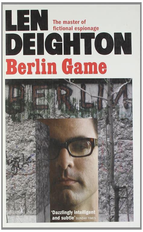 len berlin berlin by len deighton