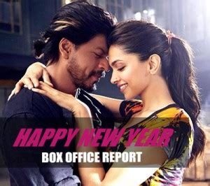 new year box office happy new year 24th day collection 4th weekend total business