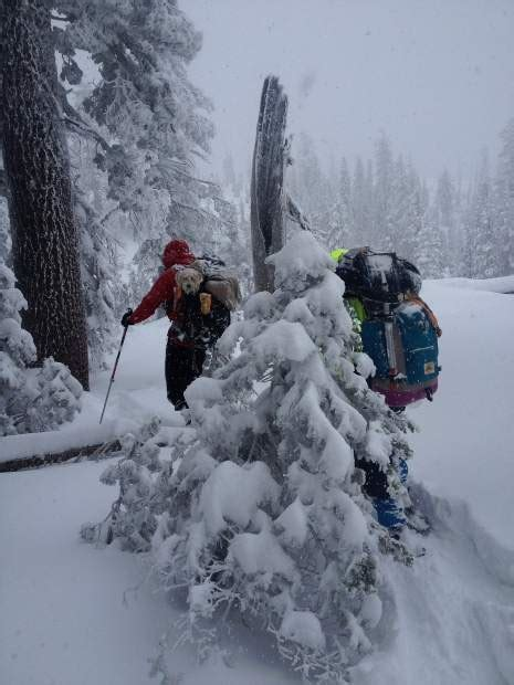 Nevada County Search 5 1 Rescued In Nevada County Snowstorm Theunion