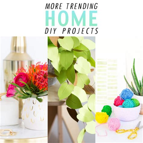more trending home decor diy projects the cottage market