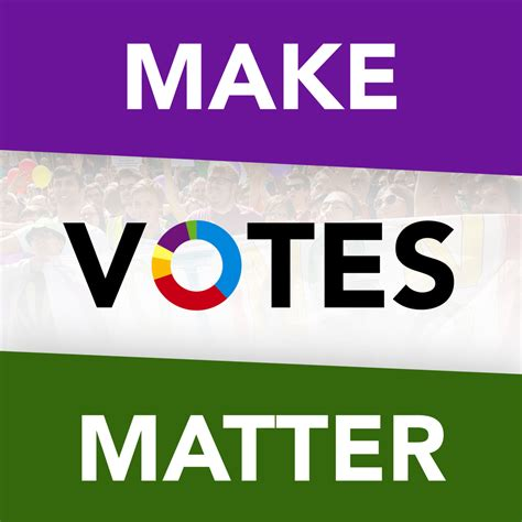 how to create matter make votes matter