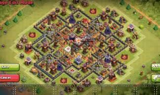 Th11 farm push amp war base layouts
