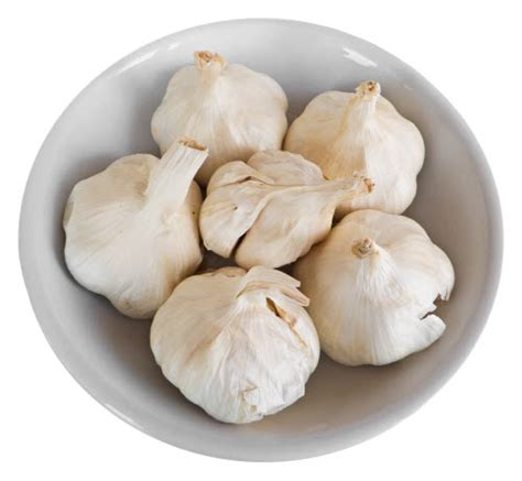 ate garlic porcelain garlic for