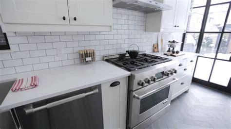 Small Designer Kitchen by Interior Design Crisp Clean Amp Narrow Brooklyn Style