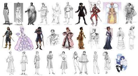 fashion illustration history timeline history of western fashion by jubjubjedi on deviantart