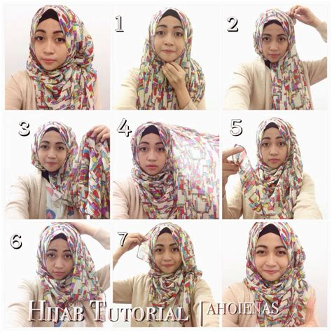 hijab tutorial everyday simple hijab 2014 the hijabi in me hijab tutorial my easy and for