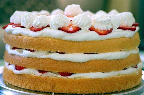 Smitten Kitchen Strawberry Shortcake by Strawberry Chiffon Shortcake Smitten Kitchen