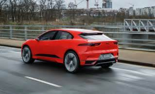 New Electric Cars For 2018 2018 Jaguar I Pace Will Debut In Frankfurt The Torque Report