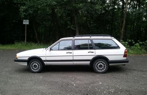 1986 vw quantum syncro for sale german cars for sale