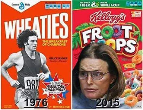 whats happening with bruce jenner bruce jenner from wheaties to fruit loops in one lifetime