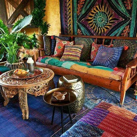 Hippie Chic Living Room best 20 bohemian living rooms ideas on bohemian living cozy eclectic living room