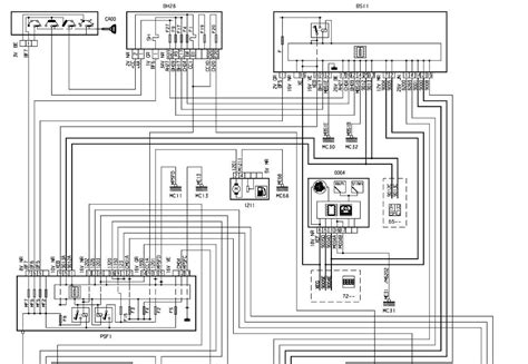 citroen bx 16v wiring diagram free wiring