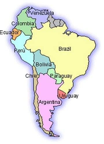 imagenes de mapa sudamerica mapa de sudam 233 rica completo mapa pol 237 tico y f 237 sico de