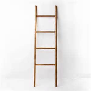lawru ladder reclaimed teak