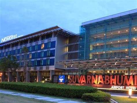agoda novotel bangkok novotel bangkok suvarnabhumi airport bangkok thailand