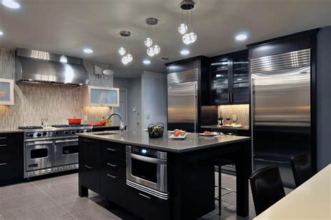 Contemporary Kitchen Lighting Photos Kitchen Designs By Ken Hgtv