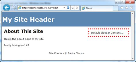 mvc layout with header and footer scottgu s blog asp net mvc 3 layouts and sections with