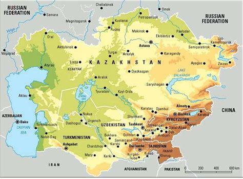 russia map aral sea uzbekistan aral sea 171 earth