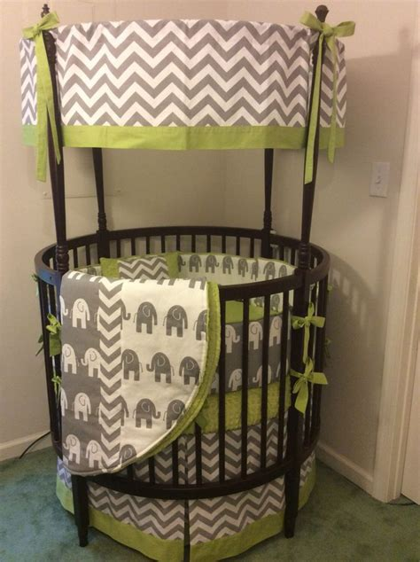 40 Best Images About Round Crib Bedding On Pinterest Circle Crib Bedding