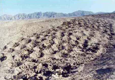 Dirt Mountain Mystery band of holes near pisco valley peru crystalinks
