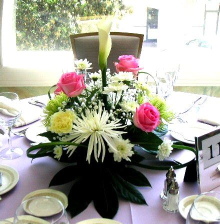 Dining Table Flower Decoration Easy Centerpiece For Wedding Flower Decoration California Flow On Floral Arrangement Dining