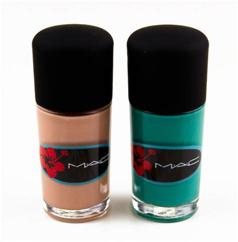 Ulta Launches Exclusive Philosophy Line Baby by Mac Surf Baby Nail Lacquers Review Photos Swatches