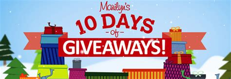 Marilyn Denis Show Giveaways - watched le ch 226 teau on marilyn denis show 10 days of giveaways le chateau blog