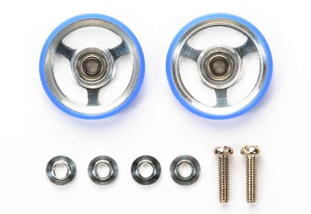 15436 Large Dia Stabilizer Set 17 Mm tamiya mini 4wd rollers