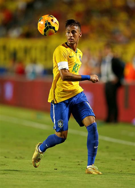 Neymar Brazil Neymar Called Up With Brazil To And Chile We
