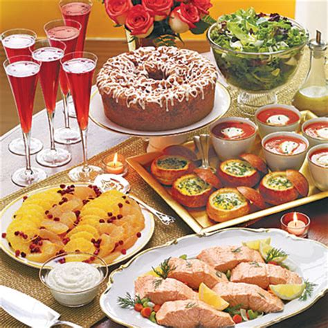 new year buffet ideas be different act normal new year s brunch