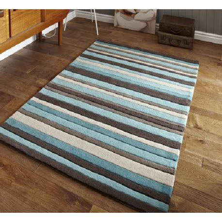 brown and beige rugs blue brown and beige stripe modern rug forever furnishings home and garden furnishings