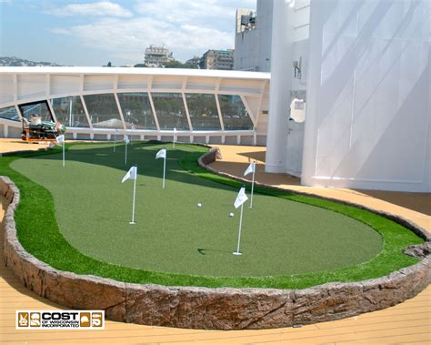 how much does a backyard putting green cost backyard putting greens cost 28 images buy artificial