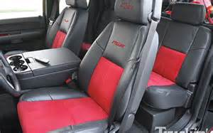Seat Covers For Trucks Chevy 2009 Chevy Silverado Katzkin Leather Seats Photo 11