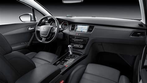 peugeot 508 interior 2013 peugeot 508 precios y equipamientos de toda la gama