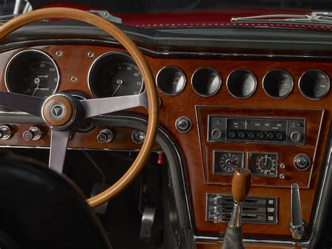 Toyota Gt Interior 1967 Toyota 2000gt