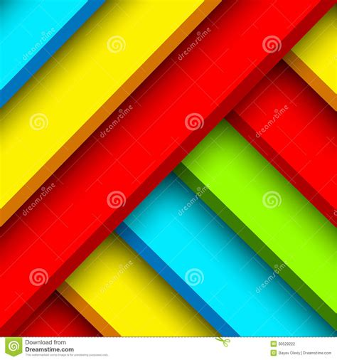Rectangle Floor Plans abstract color block background stock photography image