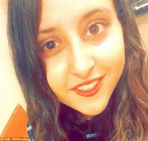 She Eye No 2 greaney kept awake for a week to stop parasite burrowing into eyeball daily mail