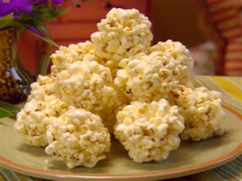 popcorn recipe popcorn balls recipe paula deen food network