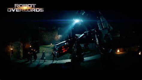 film robot overlords trailer robot overlords the art of vfxthe art of vfx