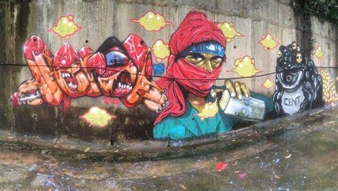 perol graffiti malaysia january