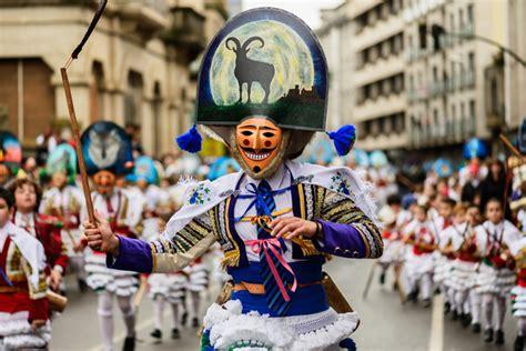 october festivals in spain fiestas carnivals in spain