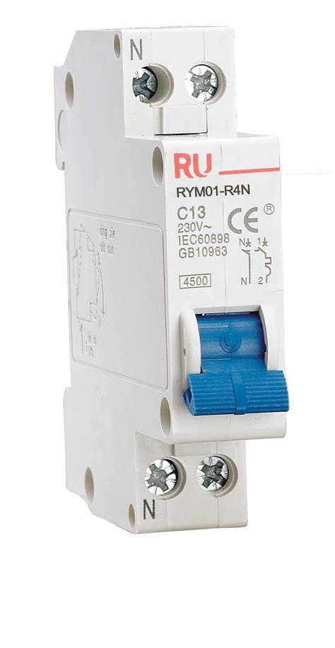 Miniature Circuit Breaker china miniature circuit breaker mcb rlm01 r4n china mcb