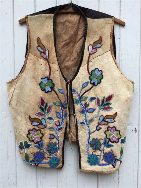 beaded vest american 17 best images about beading on vests