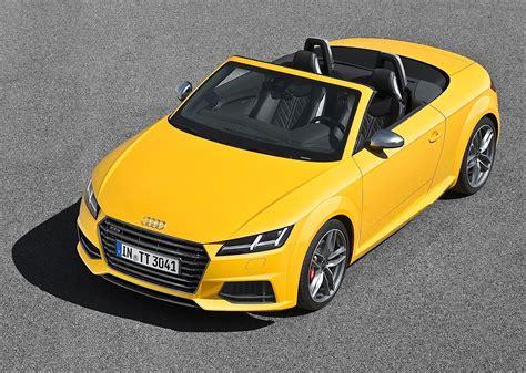 Tts Audi 2014 by Audi Tts Roadster Specs 2014 2015 2016 2017 2018